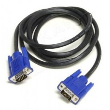 VGA 15Pin Male to VGA 15Pin Male 1,5M