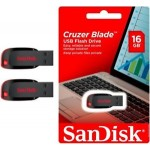 SanDisk Blade USB Flashdisk - 16 GB