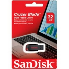 SanDisk Blade USB Flashdisk - 32 GB