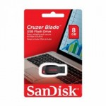SanDisk Blade USB Flashdisk - 8 GB