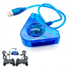 Konventer Joystick PS ke USB