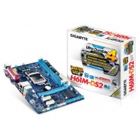 Mainboard Gigabyte Intel H61m-ds2 LGA 1155