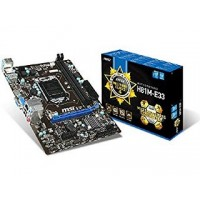 Mainboard MSI e33 Intel H81m LGA 1150
