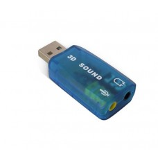 USB Sound Card 3D